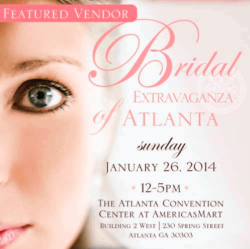 Lethal Rhythms as Entertainment Sponsor for Bridal Extravaganza of Atlanta January 2014