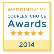 Lethal Rhythms Wins Wedding Wire Couples Choice Awards 2014!