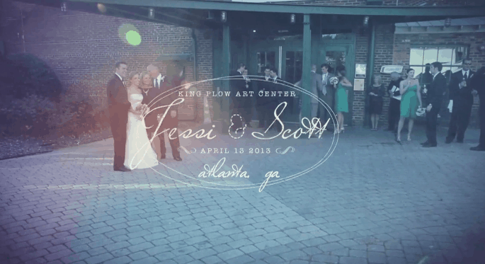 Lethal Rhythms Videography: Atlanta Wedding at King Plow Arts Center