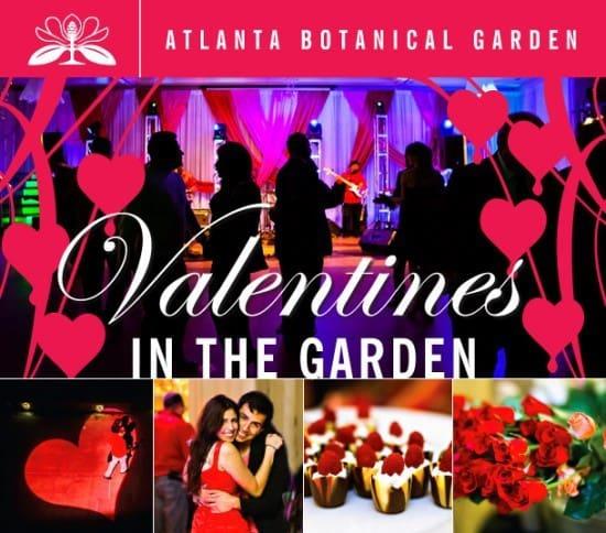 Valentine's In The Garden | Atlanta Botanical Garden