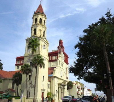 Amazing Venues Featuring: The Treasury at St. Augustine