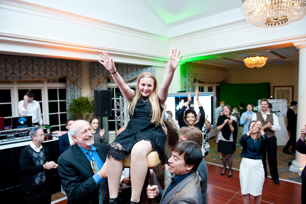 Sample Photography from Batmitzvah