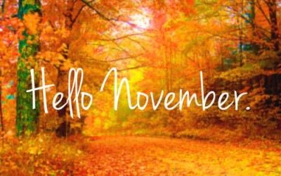Lethal Rhythms Newsletter – November