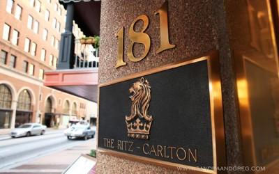 Amazing Venues Featuring: The Ritz Carlton Atlanta