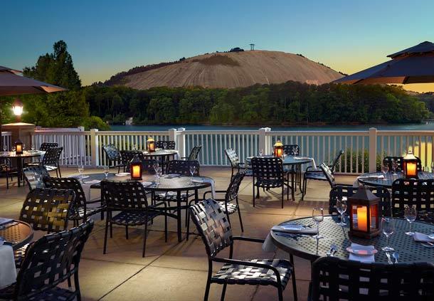 Amazing Venues Featuring: Atlanta Evergreen Marriott at Stone Mountain