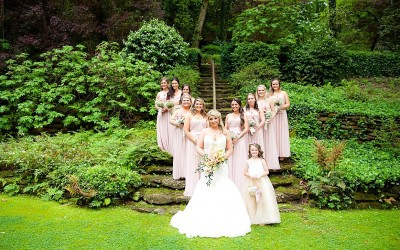 Amazing Venues Featuring: Dunaway Gardens