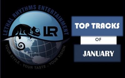 The Top 10 Tracks in the Month of January