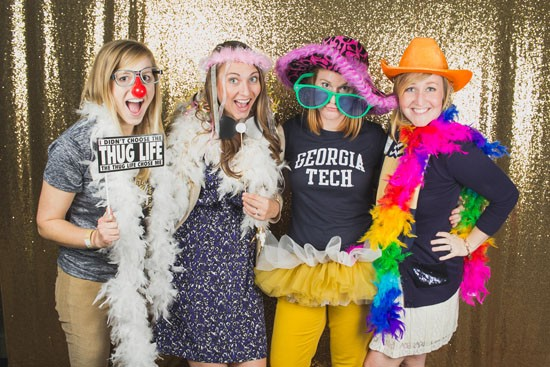 Atlanta Corporate Photo Booth