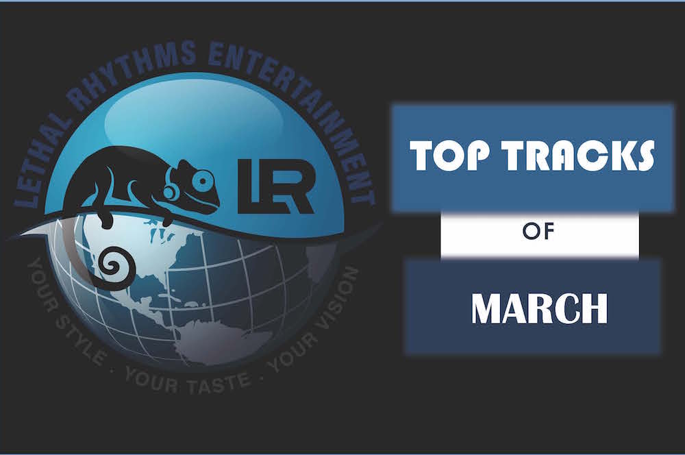 The Top 10 Tracks in the Month of March