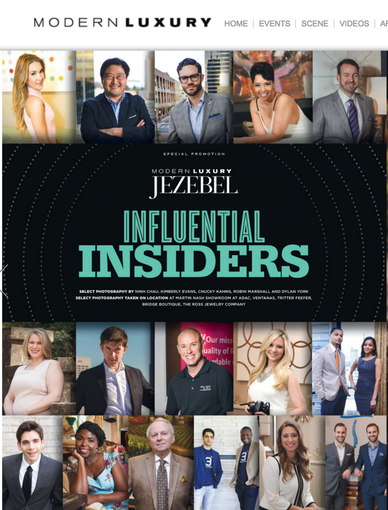 Influential Insiders