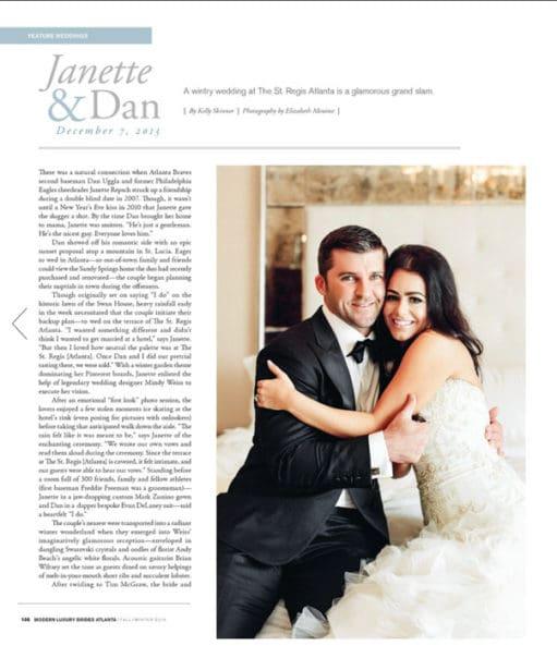 Atlanta Brides 2014