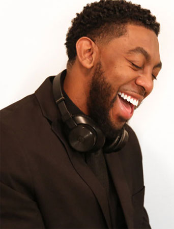 """DJ Ronnie """"Binge"""" Lacy"""