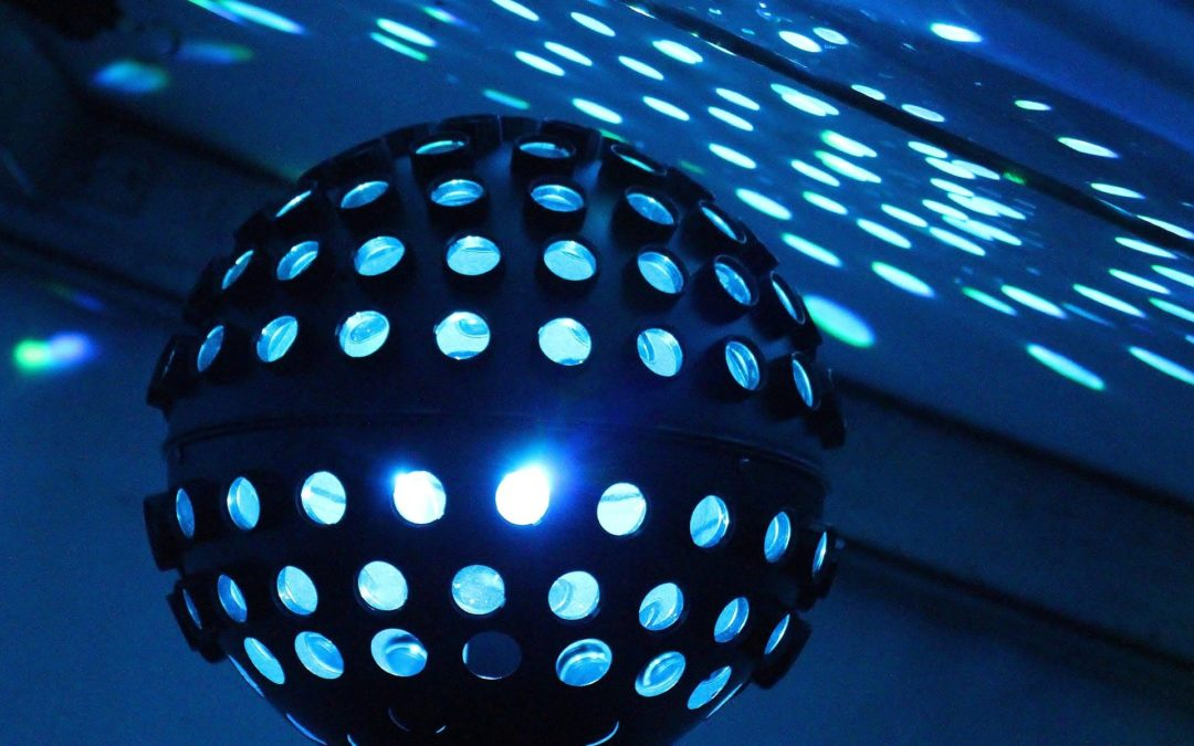 disco ball - best party music
