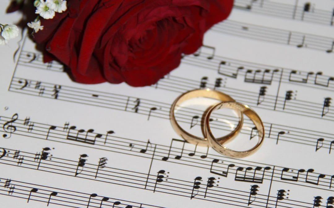 wedding rings - the greatest wedding songs